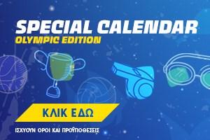 Special Calendar Olympic Edition