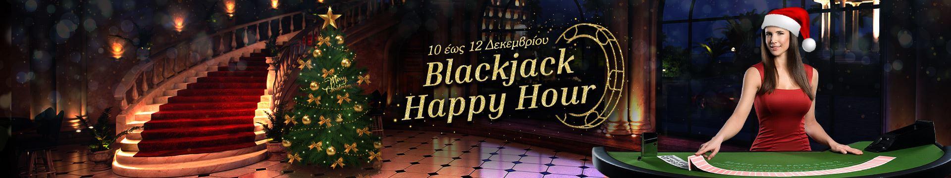 Blackjack Happy Hour